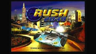 San Francisco Rush 2049 -All Tracks [N64]
