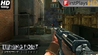 Turning Point: Fall of Liberty - PC Gameplay 1080p