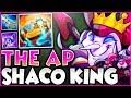 Pink Ward, The AP Shaco KING - Stream Highlights #112