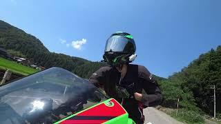 Kawasaki ZX -25R HYOD クールジャケットの涼しさは?VOL,10 Gライダーnori