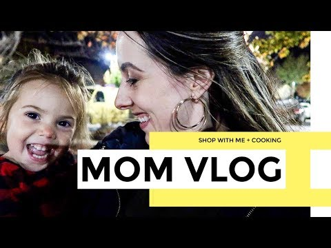 VLOG Stay At Home Mom Day In The Life