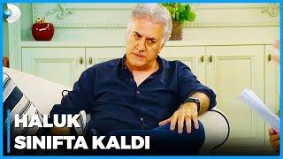 Haluk, Kemal Bey'in Testinden Sınıfta Kaldı | Çocuklar Duymasın 9.Bölüm