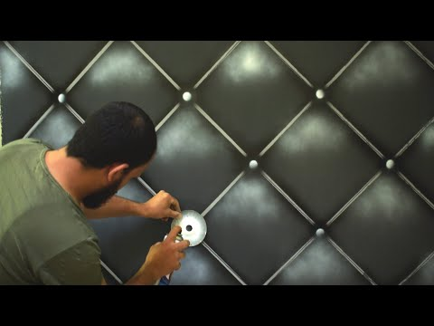 3d wall design spray paint hack