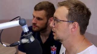 Александр Шкуринский попробовал себя в роли радиоведущего