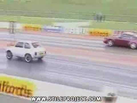 Fiat beats Porsche