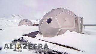 🇮🇸 Turning CO2 into stone in Iceland - earthrise