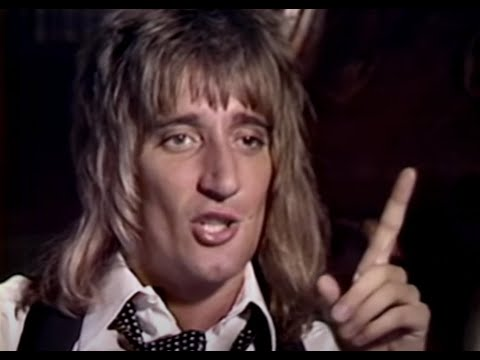 Rod Stewart - Tonight's The Night:歌詞+翻譯