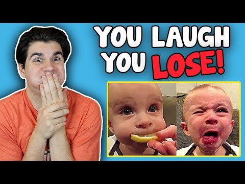 Thumbnail: Try Not To Laugh Challenge! 5