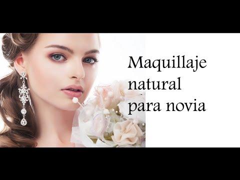 maquillaje natural para novia paso a paso