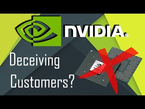 Nvidia Selling Worse GPU's To Consumers?