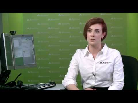 Regions Bank Annual Review: Video Teller
