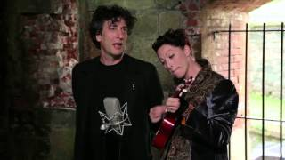 Amanda Palmer - Makin' Whoopee - 7/26/2013 - Paste Ruins at Newport Folk Festival