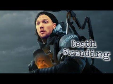 Death Stranding | Road to 100k!! FAMELOT UNITE! LIVE! F00P
