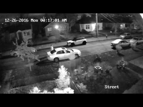 12-26-16 Whittier Heights Car Prowl