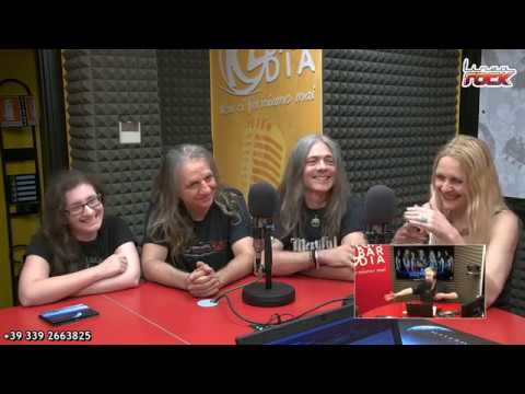 [ M A T E R D E A ] - Intervista su Radio Lombardia - Linea Rock con Marco Garavelli