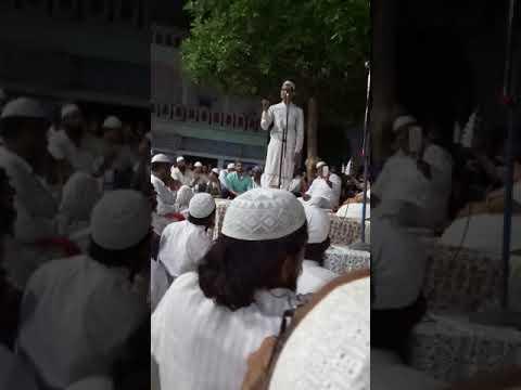 Imran pirtapgadia program meel madrsa