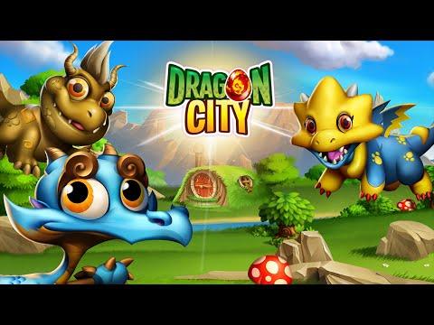 play Dragon City on pc & mac