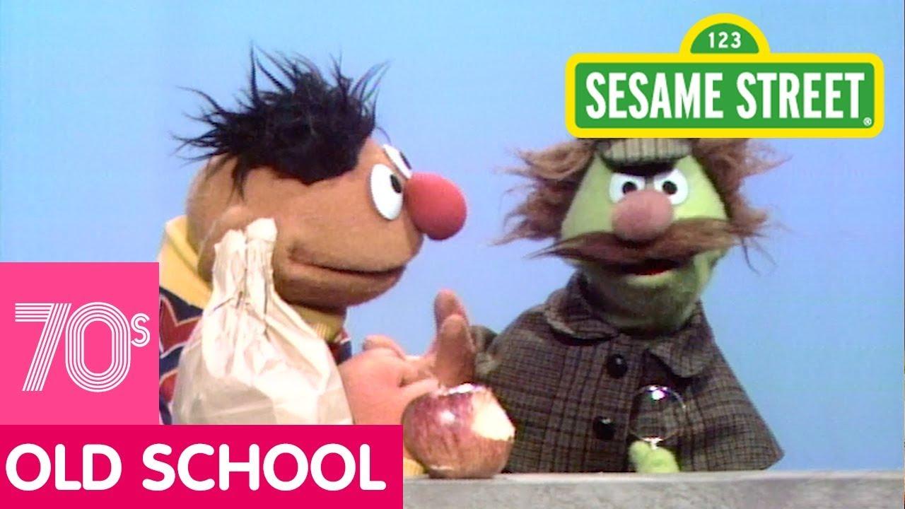 Sesame Street: The Case of Ernie's Apple