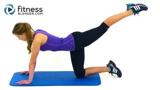 5x5x5 Pulse Workout for Lean Legs & Glute Toning