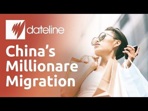 China's Millionaire Migration