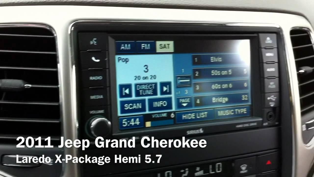 2011 Jeep Grand Cherokee Laredo X-Package (Hemi 5.7) - Update Video