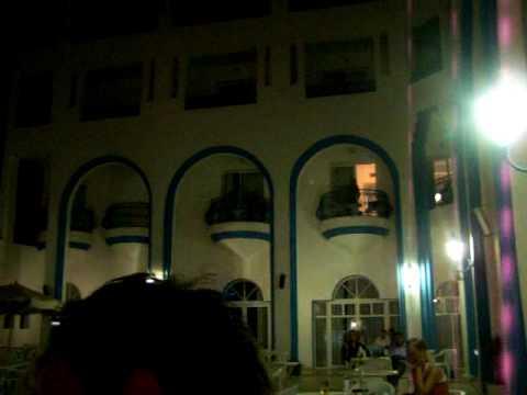 Karaoke Hotel Sindbad Sousse Tunezja