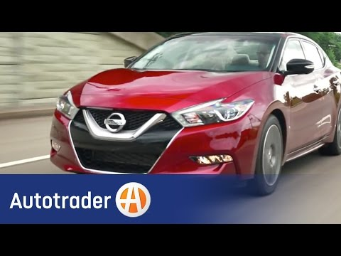 2016 Nissan Maxima | First Drive | Autotrader