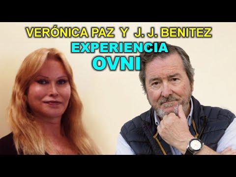 VERÓNICA PAZ & J. J. BENITEZ - Experiencia OVNI