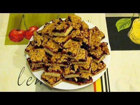 с в рецепт вареньем печенье фото
