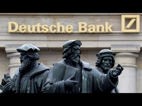 US Fines Deutsche Bank to the Applause of Shareholders