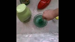 Boraxsız ve Tutkalsız Crazy Slime Yapımı