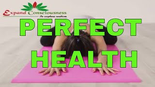 PERFECT HEALTH SUBLIMINAL