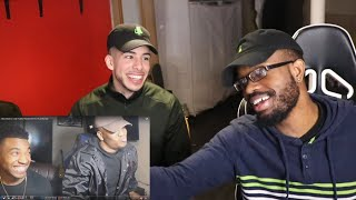 HILARIOUS DUO🤣🤣| ZIAS AND B. LOU FUNNY MOMENTS! | REACTION!!