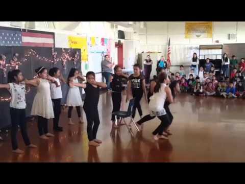 Michael Flores Millview Elementary School Dance Class