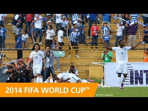 World Cup Team Profile: HONDURAS