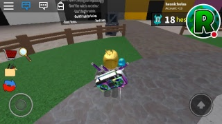 Killing everyone useing all my knifes (Roblox Knifes XL)