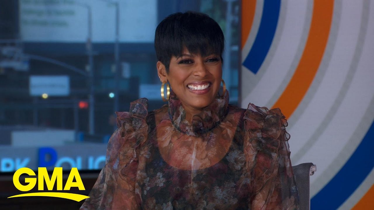 Tamron Hall releases her 1st novel