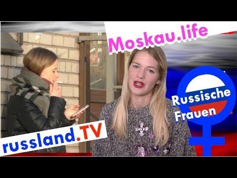 Wie flirten russische frauen