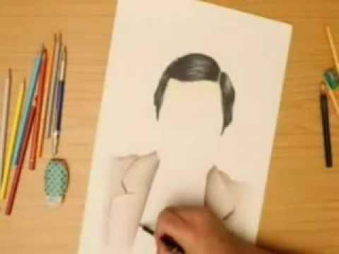 رسم مستر بين Mister Ben Youtube