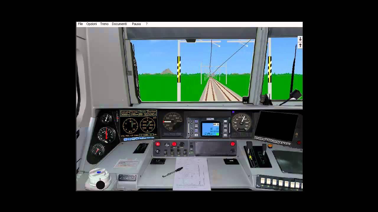 simulatore treno 4.05
