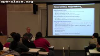 14 jan 2013: introduction to operating systems