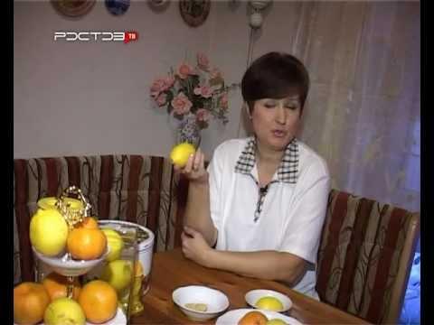 Совет. Как выбрать лимон?