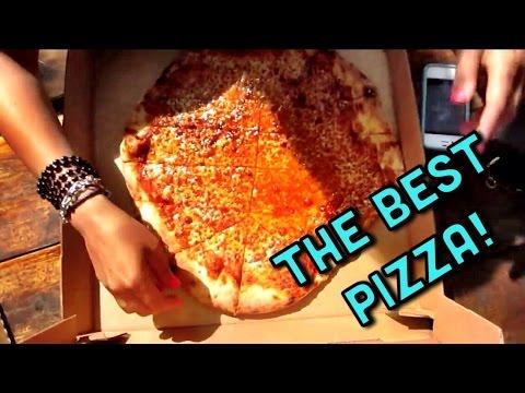 THE BEST PIZZA! • YoAnty Vlogs