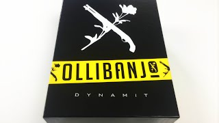 Olli Banjo - Dynamit Box Unboxing