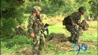 Octubre 11 de 2011. Levantamiento de soldados asesinados en Caloto, Cauca thumbnail