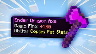 The New Strongest Axe (Hypixel Skyblock)