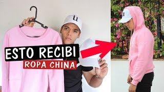 ROPA CHINA ¿Vale la pena? LO QUE PEDÍ vs LO QUE RECIBÍ ''Rosegal'
