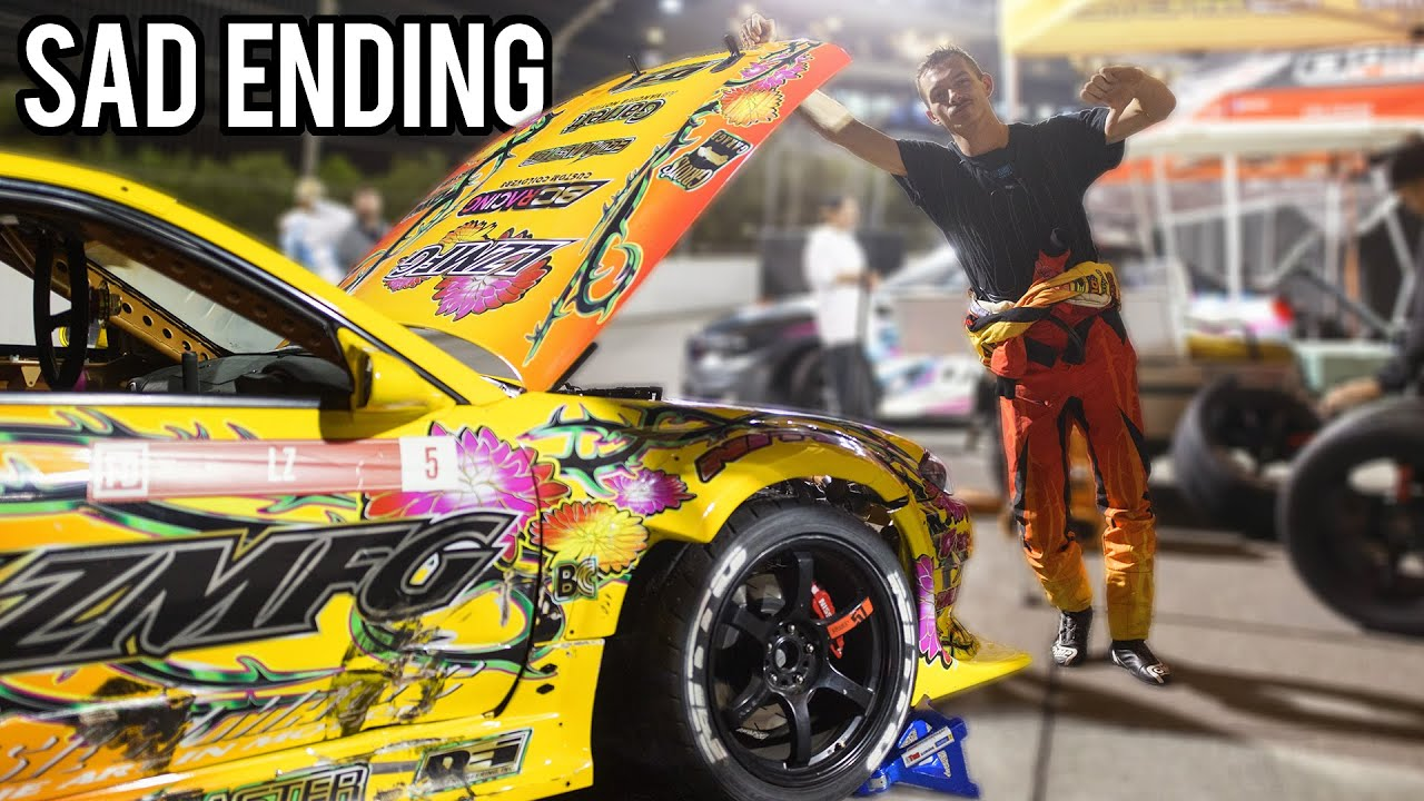 Download Last Lap Ever in the Formula Drift S15...