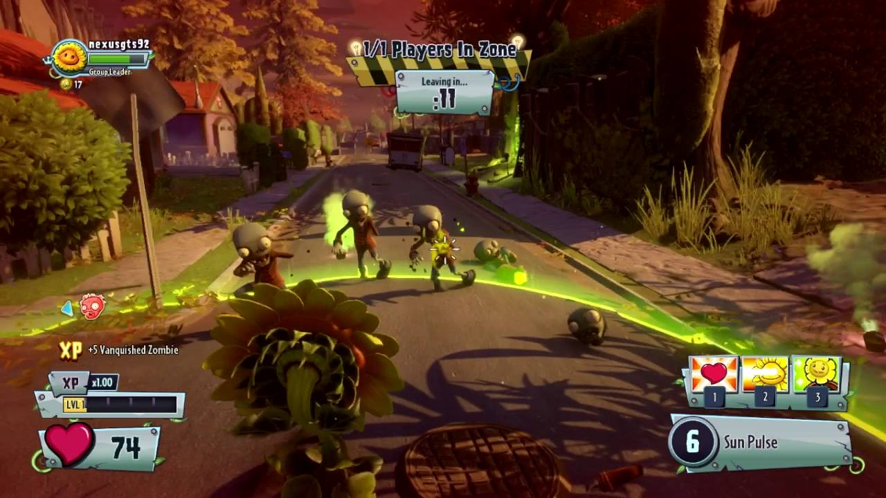 Plants vs Zombies Garden Warfare 2 Gameplay Nvidia GT940M/GT840M ...