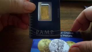 2018 gold bullion, Gold bars, Why i buy gold, Apmex 2018, Silver and gold